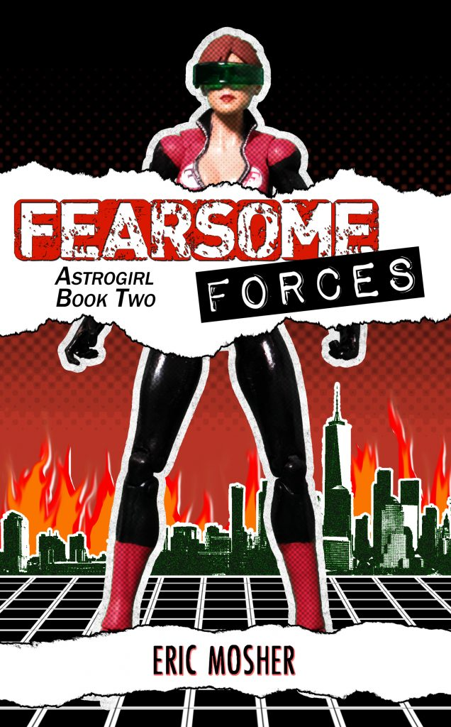 Fearsome Forces logo