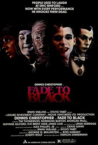 Review: Fade to Black (1980)