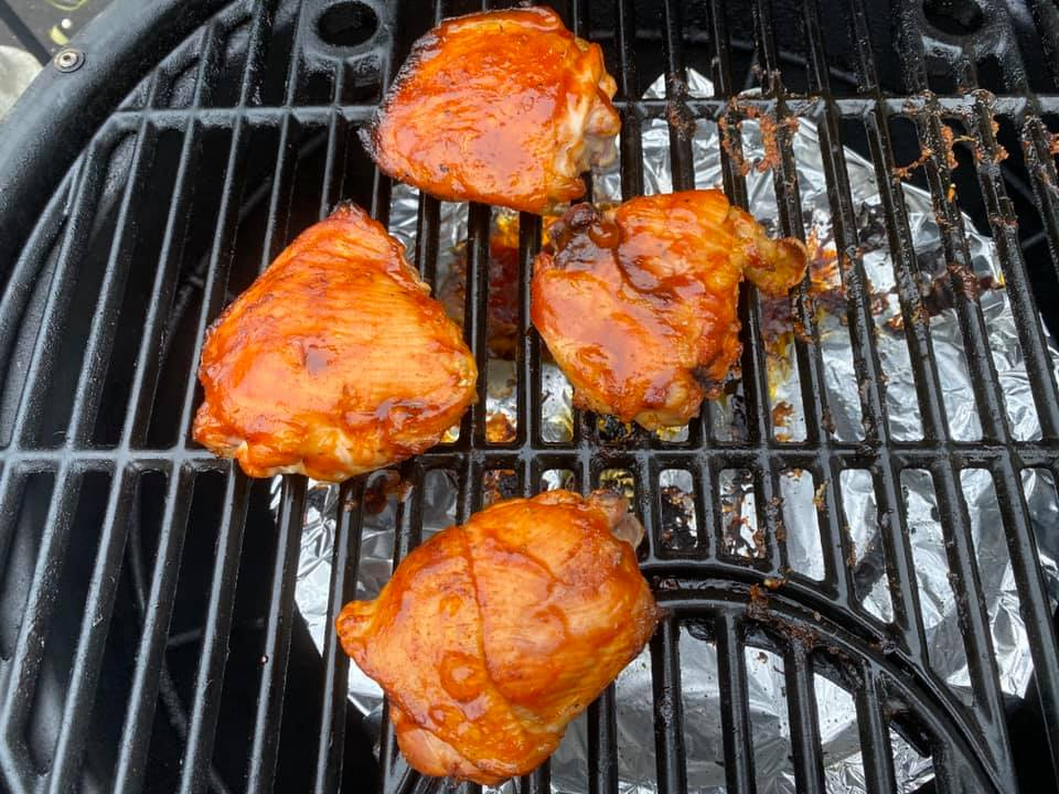 Recipe: The Hills Have (Chicken) Thighs