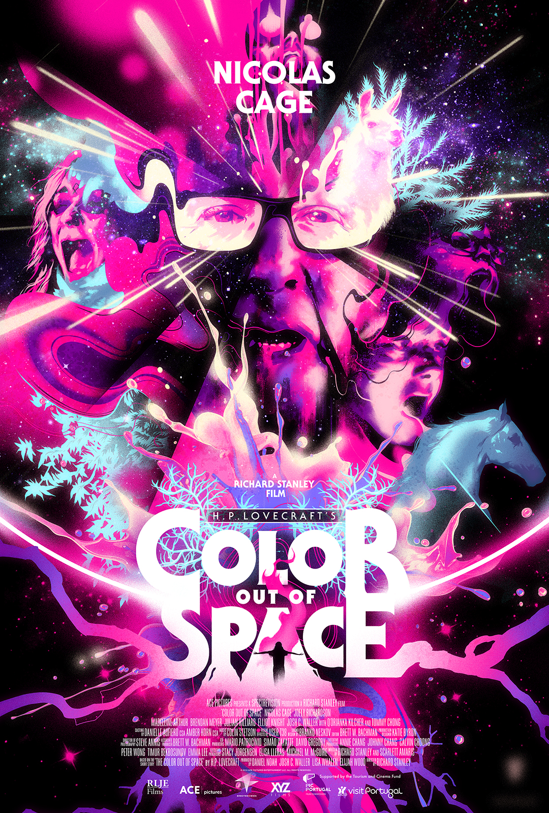 Review: Color Out of Space (2019)