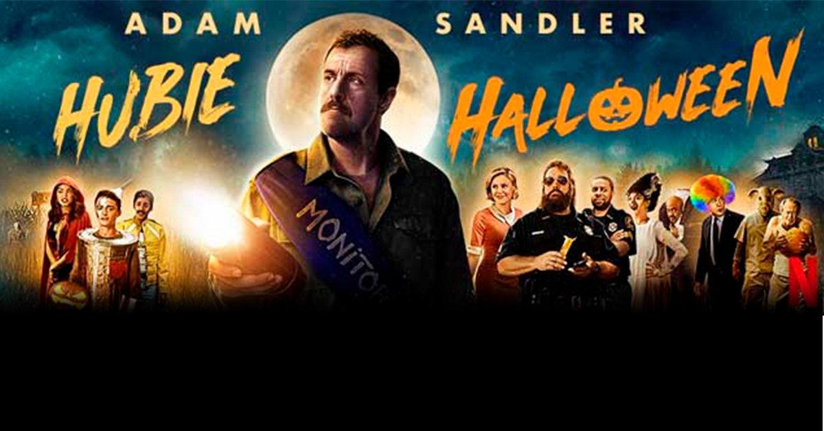 Review: Hubie Halloween (2020)
