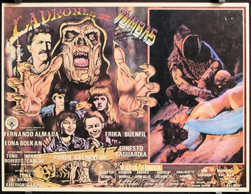 Review: Grave Robbers (1989)