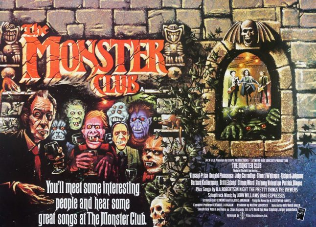 Review: The Monster Club (1981)