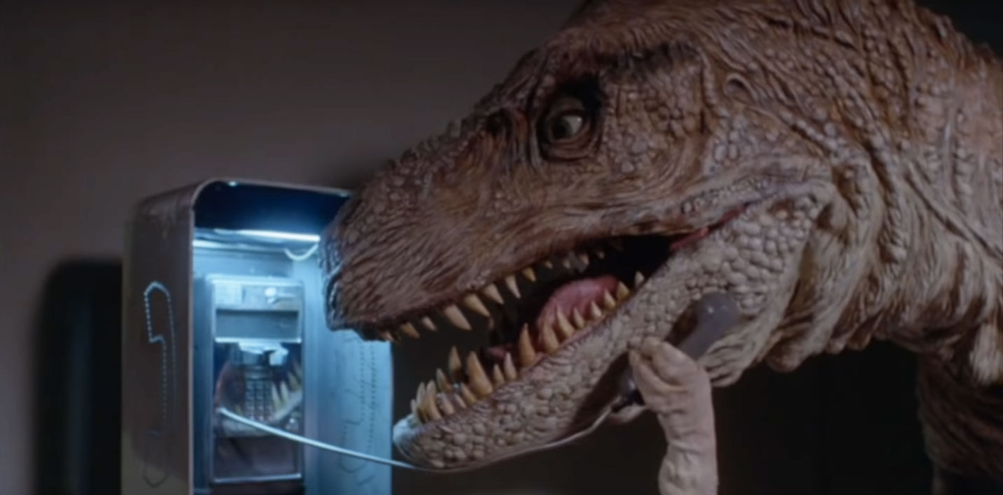 Review: Tammy and the T-Rex (1994)