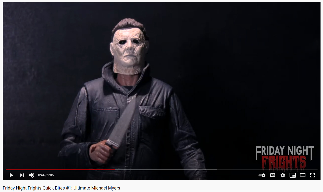Friday Night Frights Quick Bites: Ultimate Michael Myers